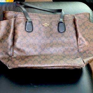 Coach Baby Bag / Work Bag